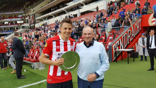 Santiago Arias Player of the Match