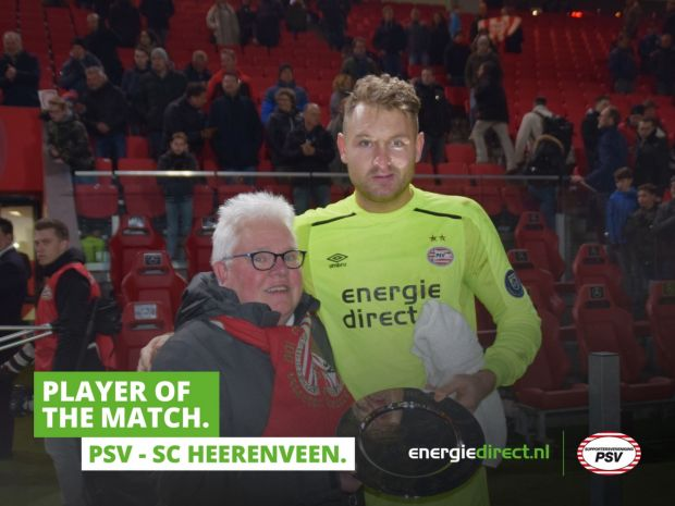 Player of the Match: Jeroen Zoet