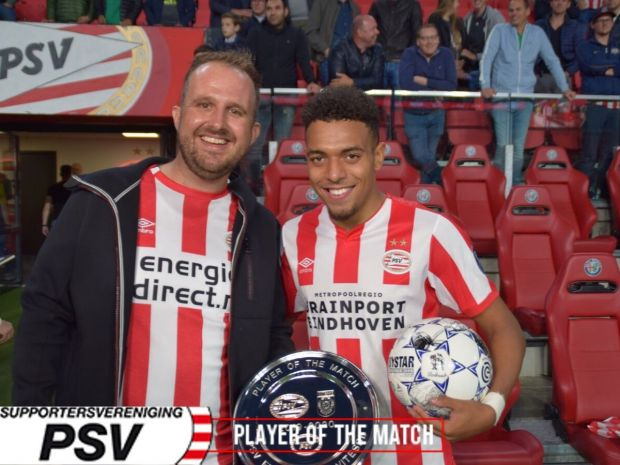 Player of the Match: Donyell Malen