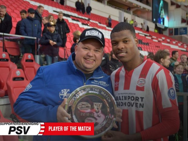 Player of the Match: Denzel Dumfries