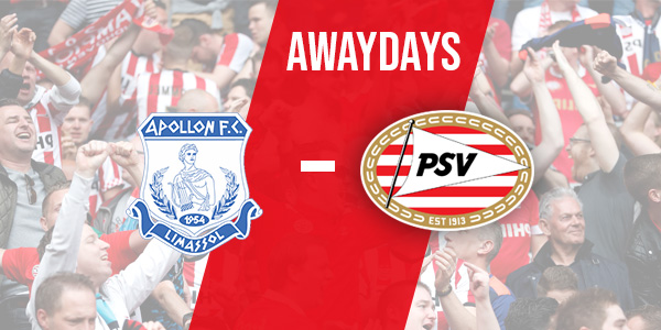 Seizoen 2019/2020 - Europa League : Apollon Limassol - PSV (0 - 4)