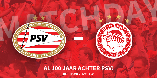 Europa League : PSV - Olympiakos