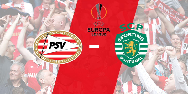 Europa League : PSV - Sporting CP (3 - 2)