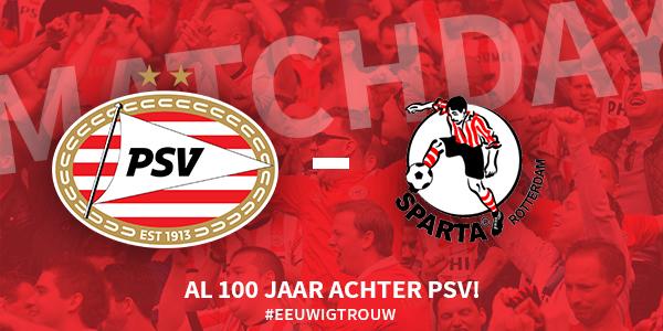 Seizoen 2019 2020 Eredivisie Psv Sparta Rotterdam Seizoen 2020 2021 Supportersvereniging Psv